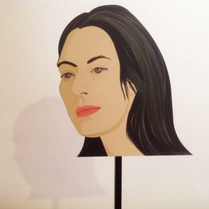 Alex Katz © Photo Kunst-Tour